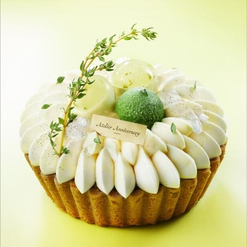 アトリエアニバーサリー ケーキ