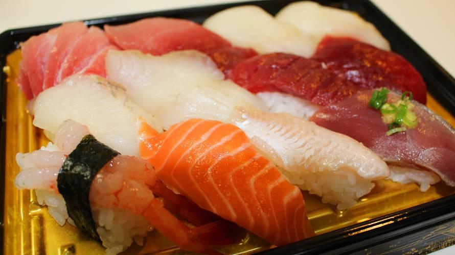 角上魚類 お寿司