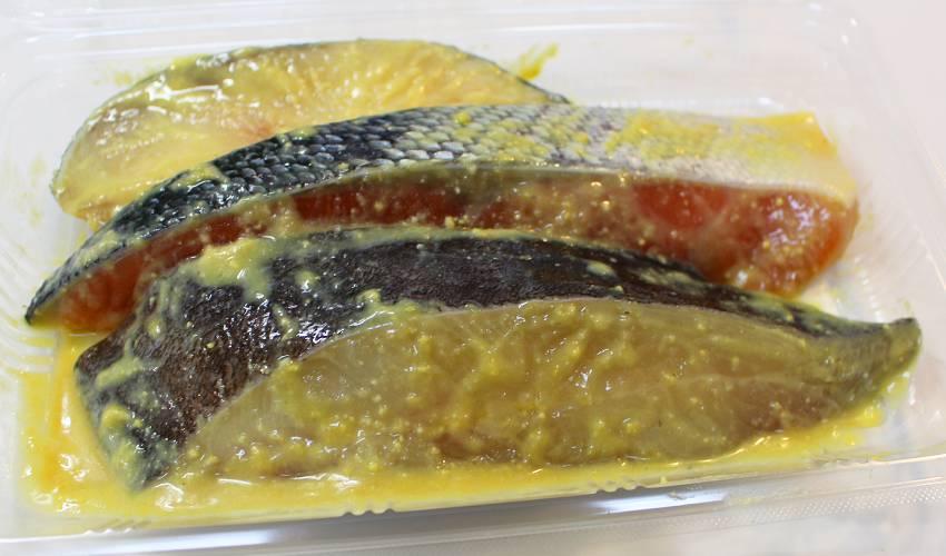 角上魚類 西京漬